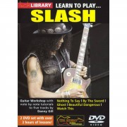 Roadrock International Lick Library: Learn to Play Slash DVD