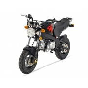 Moto PBR 125 - SKYTEAM - Noir