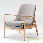 Fotoliu design elegant gri Hiroko 15701/00 TN