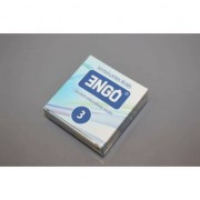 ENGO - síkosított extra vékony óvszer (3db)
