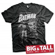 Batman - Return Of Two-Face Big & Tall T-Shirt