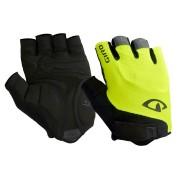 Giro Bravo Gel handschoenen - Black/Highlight Yellow