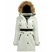 Geographical Norway Parka Acaba Lady, weiss