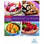 Larousse deserturi cu fructe
