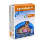 Aquacorrect Aquarius Kids 50 klórmentes vegyszer gyerek medencékhez 5x 50ml Steinbach 070650