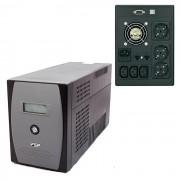 UPS, FORTRON EP1500 SP, 1500VA, Line-Interactive