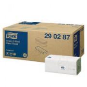 Tork Advanced handdoek c-vouw 2-lgs groen 25x41 cm doos à 1680 stk (290287)