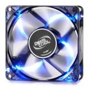 Вентилатор 80mm, DeepCool WIND BLADE 80, 1800rpm, Blue LED