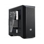 Gabinete Cooler Master MasterBox 5 con Ventana, Midi-Tower, ATX-EATX/Micro-ATX/Mini-ITX, USB 3.0, sin Fuente, Negro