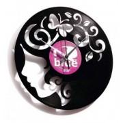 Disc'O'Clock Orologio Moderno Da Parete Curly Thoughts