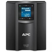 Аварийно захранване APC Smart-UPS C 1000VA LCD 230V Tower with SmartConnect, SMC1000IC