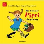 Bok Här kommer Pippi Långstrump