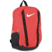 Nike Backpack(Black, Red)