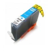 HP 655 cyan - kompatibilná náplň do tlačiarne HP