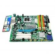 Placa de Acer MG43M,4 x DDR3, LGA775, 6 x SATA2 , PCI-Express, DVI, VGA