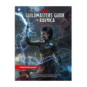 Wizards of the Coast Dungeons & Dragons RPG Guildmasters' Guide to Ravnica english