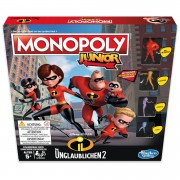Hasbro Gaming The Incredibles Monopoly - Junior
