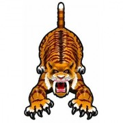 Brainstorm Windnsun Dinosoars Sabre Tooth Tiger Nylon Kite 54 Tall