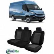 Huse Scaun Iveco Daily 2014-2016 3 locuri Confort Line