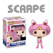 Funko Pop Sailor Chibi Moon Glitter Exclusiva Brillantina