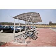 Wiata rowerowa MUNDIAL 12-miejscowa jednostronna MUNDIAL wiata rowerowa 12-miejscowa jednostronna