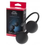 Päťdesiat odtieňov sivej - Tighten and Tense gejša guličky