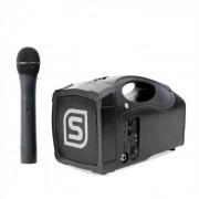 Boxă portabilă de tip megafon Skytec ST-010 cu USB, Microfon (sky-178.869)