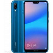"Mobitel Smartphone Huawei P20 Lite, 5.84"" IPS LCD FHD, OctaCore Kirin 659 2.36GHz & 1.7GHz, 4GB RAM, 64GB Flash, Dual SIM, microSD, WiFi, LTE, Android 8.0, plavi"