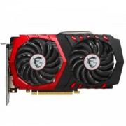 Видео карта MSI GeForce GTX 1050 Ti GAMING X 4G, 4 GB DDR5, 128 bit, DisplayPort, HDMI, DL-DVI-D, MSI GTX1050TI GAMING X 4G