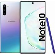 Samsung Galaxy Note10 256 GB mobiele telefoon, zilver, Aura Glow, Dual SIM