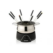 Severin FO2400 - Fondue 8 pers 1,25l. 800w. 4 st i lager