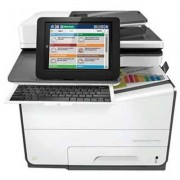 HP Multifunzione ink-jet A4 HP PAGEWIDE E58650Z