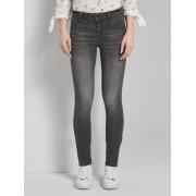 TOM TAILOR Alexa Skinny Jeans, grey denim, 29/32