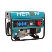 HERON Elektrocentrála benzínová 15HP/6,8kW 8896118