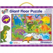 Puzzle de podea Dinozauri 30 piese Galt
