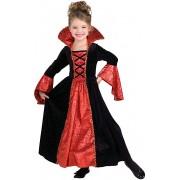 Forum Novelties Vampire Princess Costume Dress, Child Large