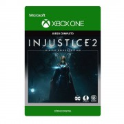 xbox one injustice 2: deluxe edition digital
