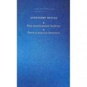 Eseu asupra poeziei moderne. Teoria si practica literaturii
