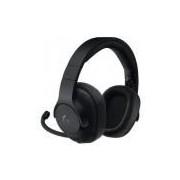 Headset Gamer com Som Surround 7.1 Logitech G433 Preto