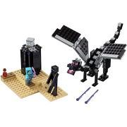 LEGO Minecraft 21151 Párbaj az End világban