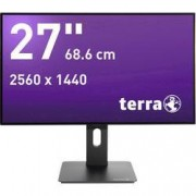 Terra LED monitor Terra LED 2766W PV, 68.6 cm (27 palec),2560 x 1440 px 5 ms, AH-IPS LED Audio-Line-in , DVI, DisplayPort, HDMI™, na sluchátka (jack 3,5 mm)