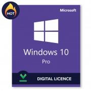 Windows 10 Professional - Licencia digital - Software para descargar