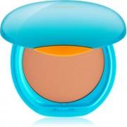 Shiseido Sun Foundation base compacta resistente à água SPF 30 tom Medium Beige 12 g