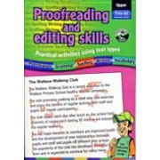 Proofreading and Editing Skills - Practical Activities Using Text Types(Paperback) (9781846540028)