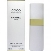 CHANEL COCO MADEMOISELLE EDT 50 ML RECHARGEABLE