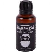 OJASWAY Beard Mooch Oil Growth Serum for Oily Skin 100 Natural Oil - 30 ml
