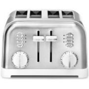 Cuisinart 1ZA76ZVA7UDQ 500 W Pop Up Toaster(Silver)