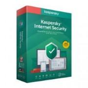 KASPERSKY INTERNET SECURITY 2020 1 USER 1 YEAR
