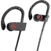 Jaiden QC10 jogger Wireless Bluetooth Headphone Black