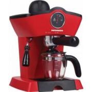 Espressor Heinner HEM-200RD 800W 3.5 bar filtru inox 250 ml Rosu